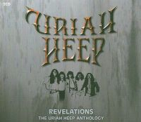 Cover Uriah Heep - Revelations - The Uriah Heep Anthology [2 CD]
